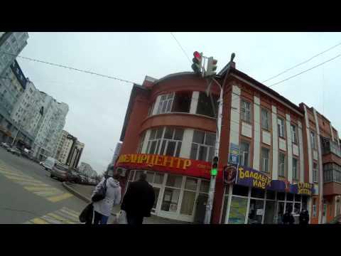 Bashkortostan, City Of Ufa, Tsyurupy Street, Foot Walk/город Уфа, улица Цюрупы, пешая прогулка