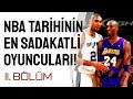 Gambar cover NBA Tarihinin EN SADAKATLİ Oyuncuları! | Kobe Bryant, Dirk Nowitzki, Tim Duncan, John Stockton