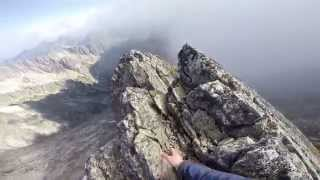 Vidlovy hreben  (Pitchfork ridge, High Tatras)