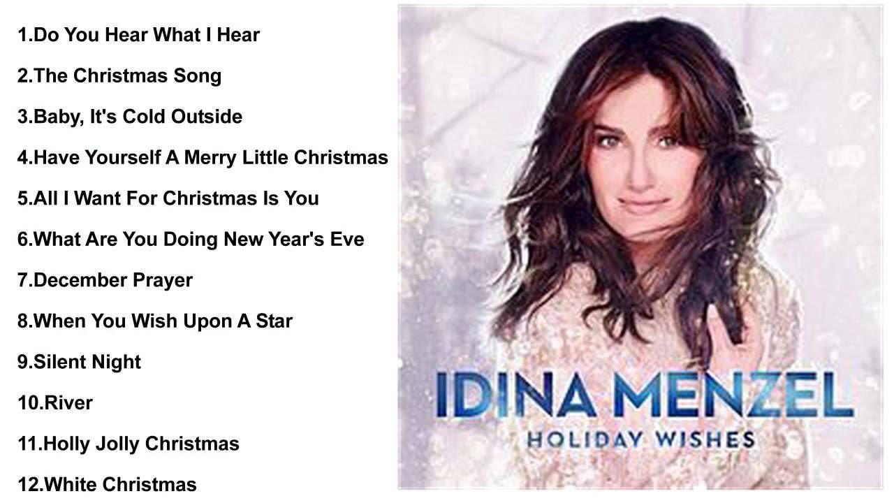 Idina Menzel - Holiday Wishes Album 2016 - YouTube