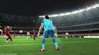 Pro Evolution Soccer 2014 - World Challenge DLC
