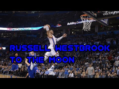 Russell Westbrook motivation- Smokepurpp To The Moon