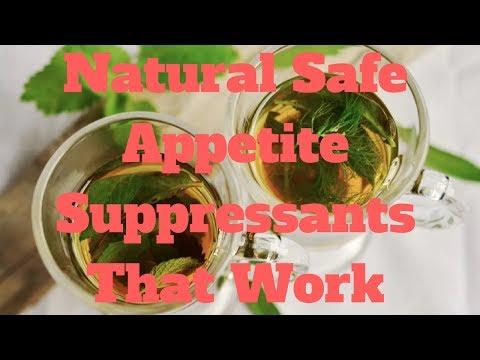 Natural Safe Appetite Suppressants That Work