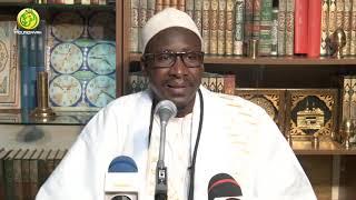 Prière Vendredi à la Grande Mosquée de Touba:  Retour sur les enseignements de Cheikh Ahmadou Bamba