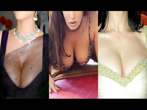 Bollywood Actress Major Cleavage Show Compilations