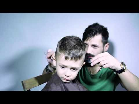 Tunsoare copii - Tuns copii Frizerie Adrian Niculescu