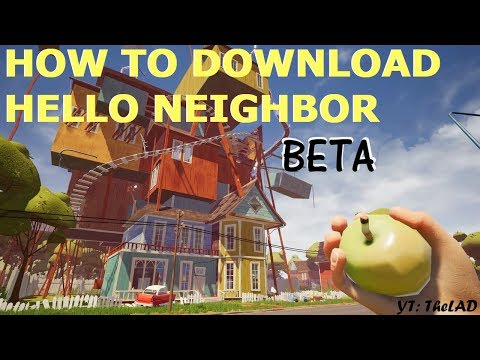 hello neighbor beta download mac
