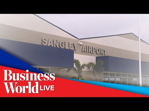 Sangley to be launched as general aviation hub in February