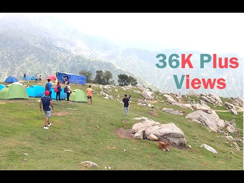 Triund Hill  at Dharamshala ( Mecklo ) !  little intro by NST
