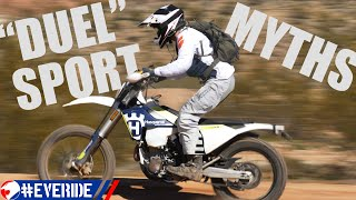 7 Dual Sport Motorcycling Myths #everide