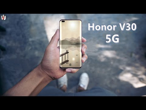 Honor V30 5G Official Look, Launch Date, Price, Specs, Trailer, Camera, Leaks, First Look