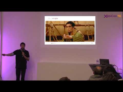 XebiCon'16 : eXtrem Architecture, le Sprint Design au service de la technique.