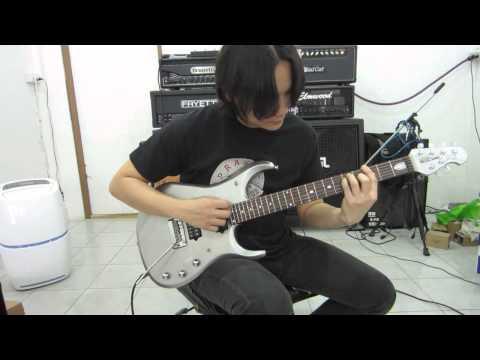 Music Man John Petrucci JP13 6 Electric Guitar Clean Sound