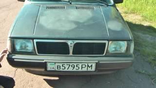 Lancia Prisma самый лучший обзор 33 - летнего автомобиля