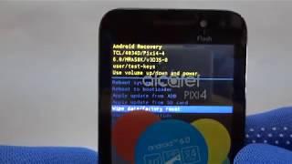 Unlock Alcatel Pixi 4 4 4034 4034a 4034f 4034g 4034m 4034n