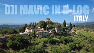 DJI Mavic Pro Drone Footage - Italy Vacation