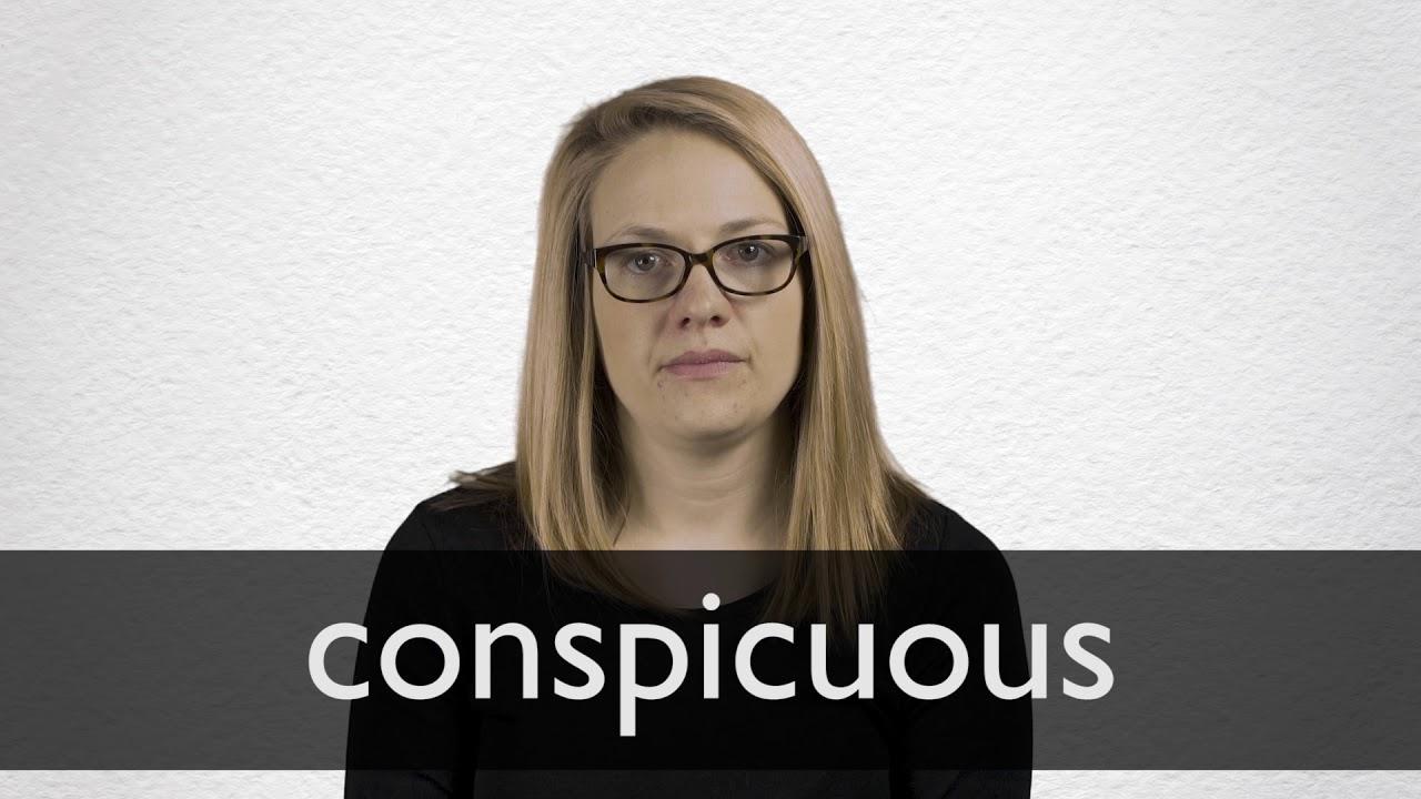"Hindi Translation of ""conspicuous"" | Collins English-Hindi"