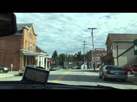 Woodsfield Town
