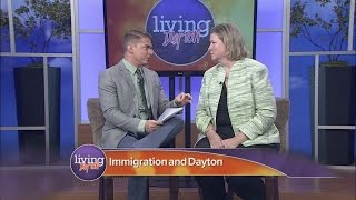 Dayton mayor address immigration issue
