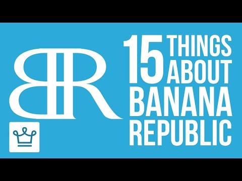 15 Things You Didnt Know About Banana Republic