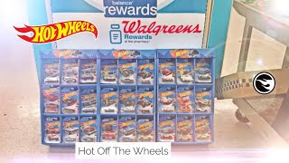 Unboxing Walgreens Hot Wheels | Opening Displays!