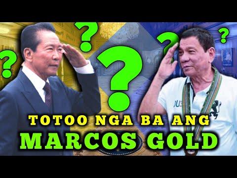 TOTOO BA ANG MARCOS GOLD   BAKIT LUMOBO ANG UTANG NG PILIPINAS?????
