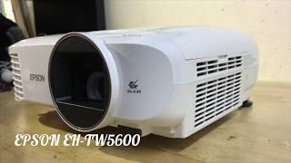 A Quick Look: Epson EH-TW5600