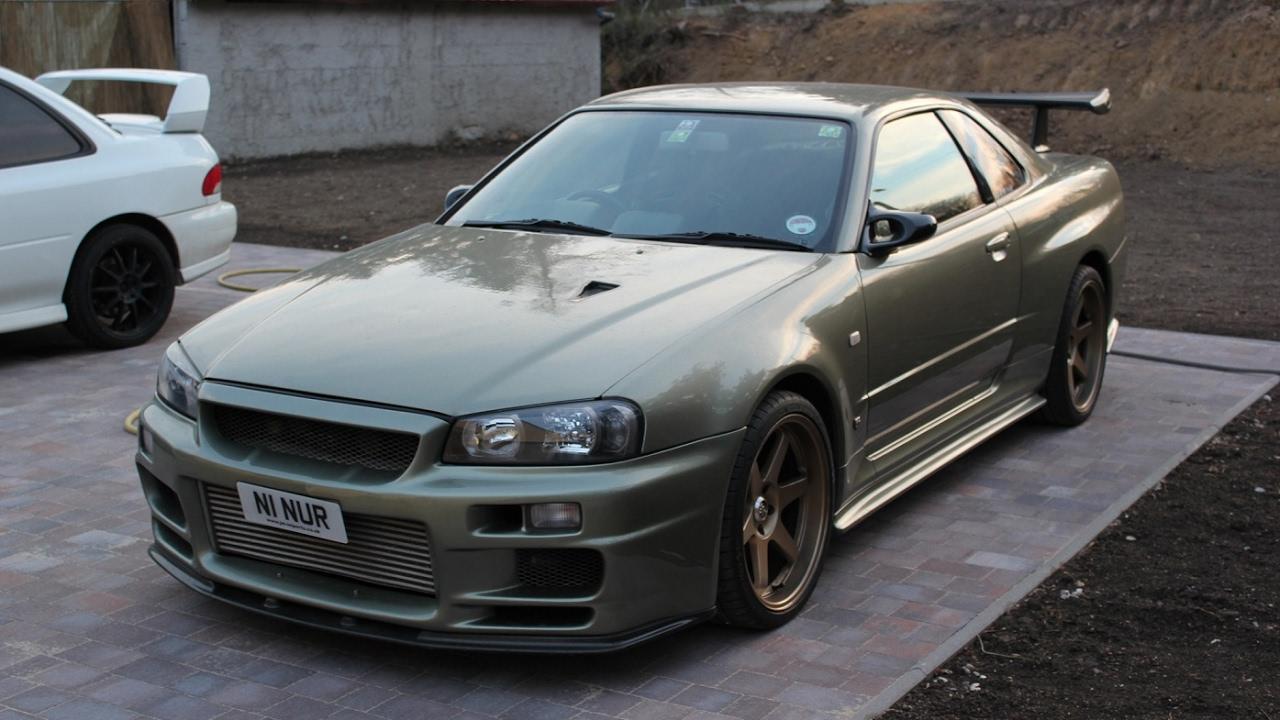 Nissan Gtr Skyline R34 >> HKS RB28 + T04Z - R34 GTR V-SPEC II N1 NÜR (HD) - YouTube