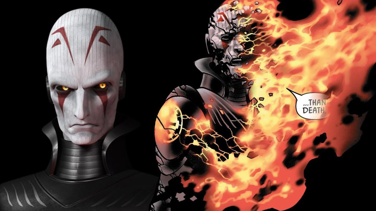 The Eternal Fate of the Grand Inquisitor