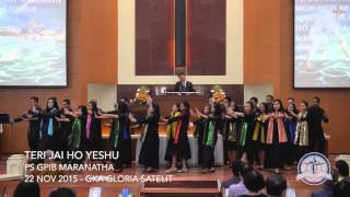 Teri Jai Ho Yeshu (Jayalah Tuhan Yesus)