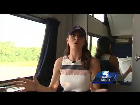 KOCO 5 gets first look at Amtrak's idea for overnight train service