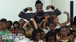 Michael Thomas defines himself best with his work off the field | NFL Countdown