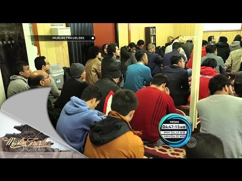 Muslim Travelers - Umat Muslim di Wollongong, Australia - 23 Juni 2015