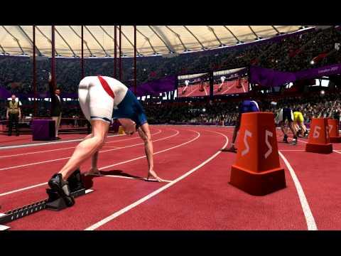 игра Лондон 2012 олимпийские игры (день 1)