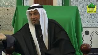 السيد مصطفى الزلزلة - أحدهم يقول إلى الإمام جعفر الصادق عليه السلام لماذا لا تذهب إلى بلاد الفتوحات
