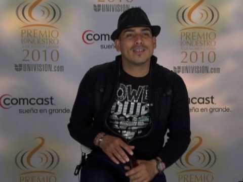 Espinoza Paz - Chat En Univision.com 2010