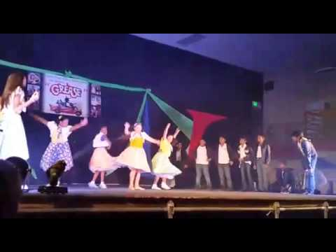 Sevilla School Grease Operetta 2015