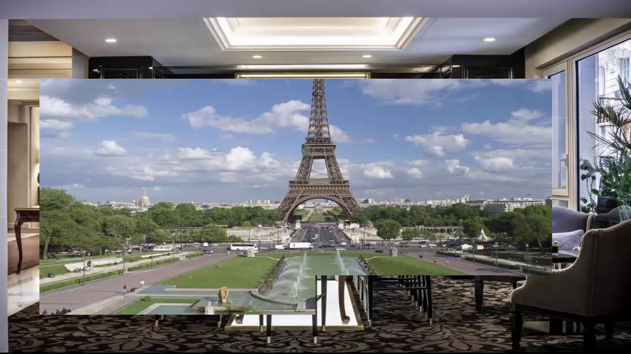 Sofitel Paris Baltimore Tour Eiffel 5 Star Hotels In