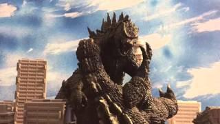 Godzilla 1964 vs Godzilla 2014