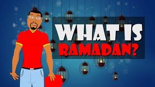What is Ramadan? Fun Facts about Ramadan for Kids (Social Studies Cartoon)