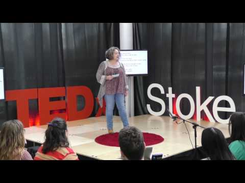Refugees, Asylum Seekers and the Wealth of the Nations | Sally Smith | TEDxStoke