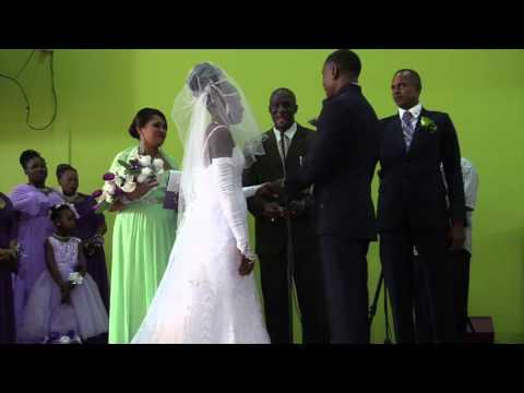 Melissa and Peter Wedding