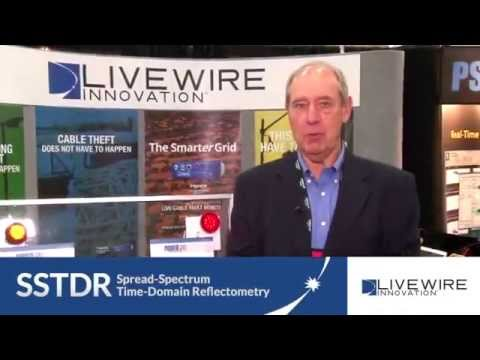 Cable Theft Detection Demo on Live Cable / SSTDR Technology