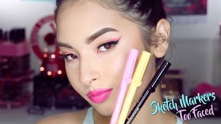 TOO FACED SKETCH MARKERS- LOOK COLORIDO