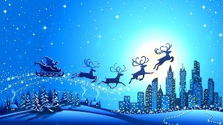 Night Christmas JAZZ Songs - Relaxing Christmas Instrumental Playlist