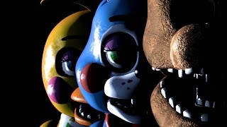 DID I BEAT 10-20 MODE? - FNAF 2 - Part 12 (Five Nights At Freddy