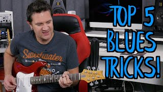 Top 5 Things Every Blues Solos Should Have