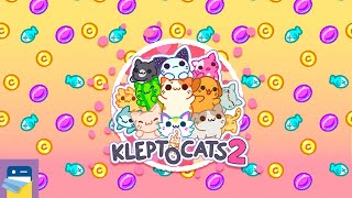 KleptoCats 2: iOS iPhone Gameplay (by HyperBeard Games)