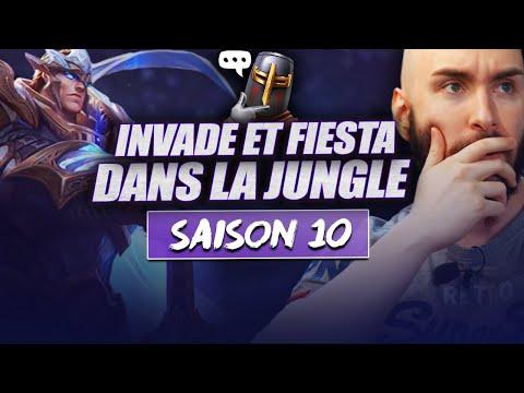 Vidéo d'Alderiate : [FR] ALDERIATE & LE FLEX GANG - PRÉSAISON 10 - GAREN VS YASUO