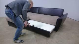 видео недорогие оттоманки